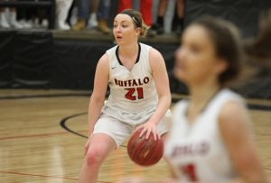 TOP 10: STANDOUT FROM TUESDAY'S BUFFALO-SKYLINE (GBB) GAME
