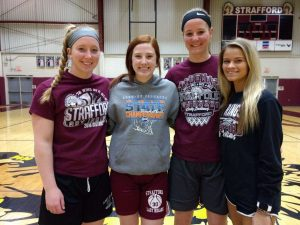 SWMO ALL-STARS: SENIORS TO PUT ON STRAFFORD UNIFORM ONCE MORE