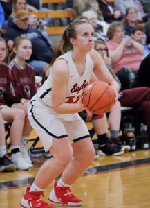GBB PLAYER SPOTLIGHT: KINLEY RICHARDS, LIBERTY-MOUNTAIN VIEW