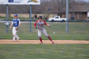 AURORA USE 11 RUN 4TH INNING TO DOWN THE BLUEJAYS