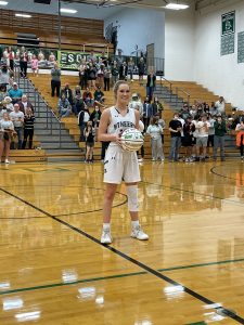 LACY STOKES HITS 2,000 POINTS IN DISTRICT SEMIFINAL WIN OVER CASSVILLE
